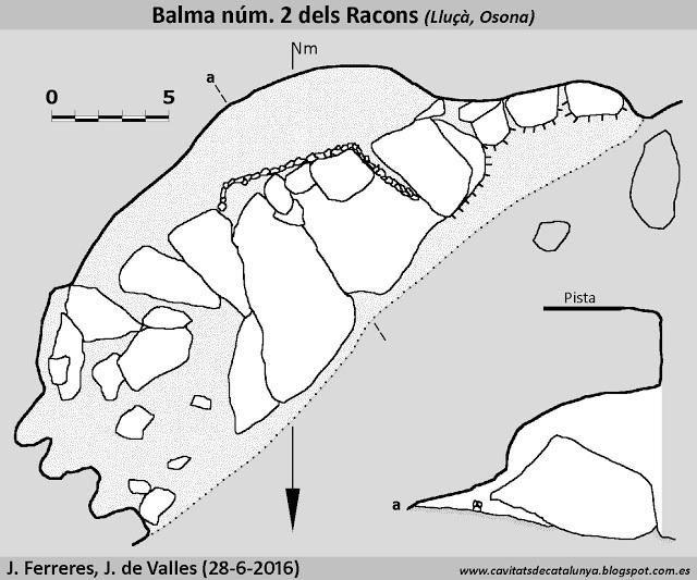 topo Balma Nº2 dels Racons