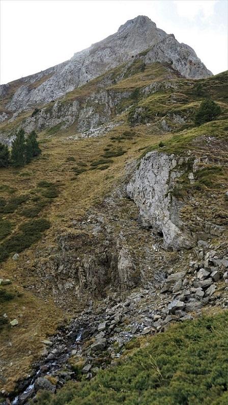 foto Cova Nº1 del Barranc de Moredo