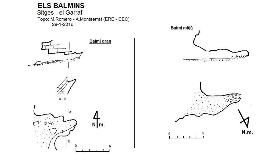 topo Els Balmins