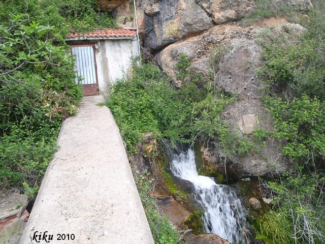 foto Cova de la Font del Molí