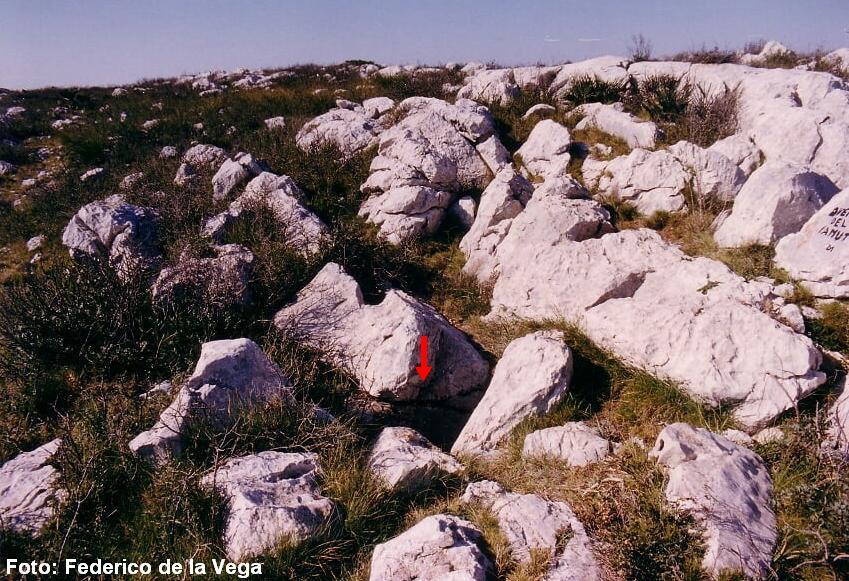 foto Avenc del Canut