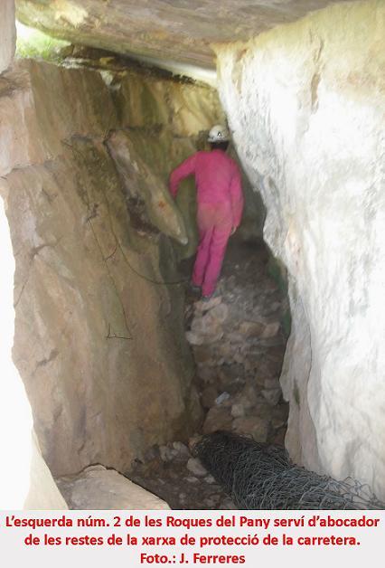 foto Esquerda Nº2 de les Roques del Pany