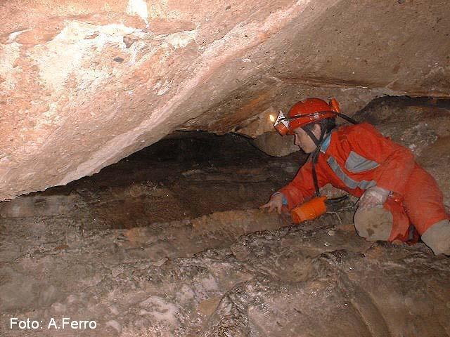 foto Cova de Santa Agnès