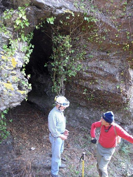 foto Cova de l'Aigua de Malaterra