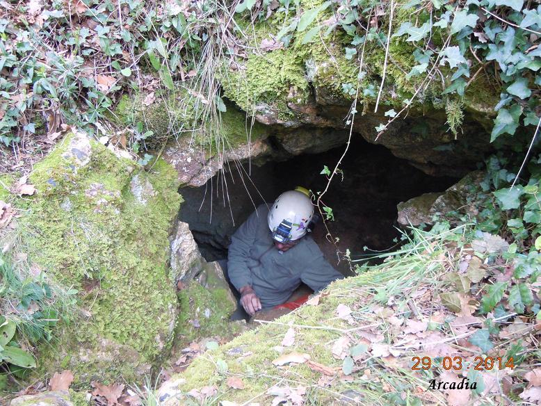 foto Cova de Mariver de Martís