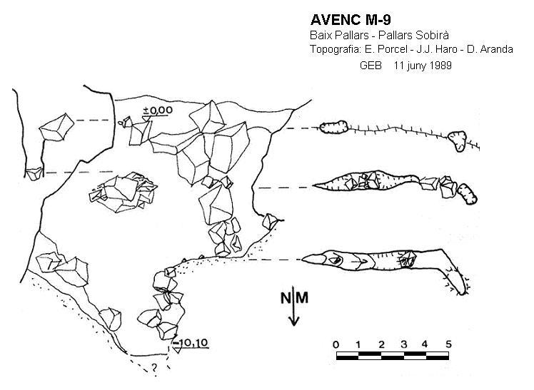 topo Avenc M-9