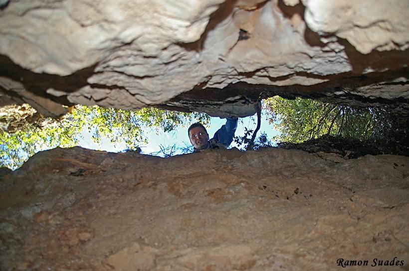foto Avenc del Turó de Roques Blanques