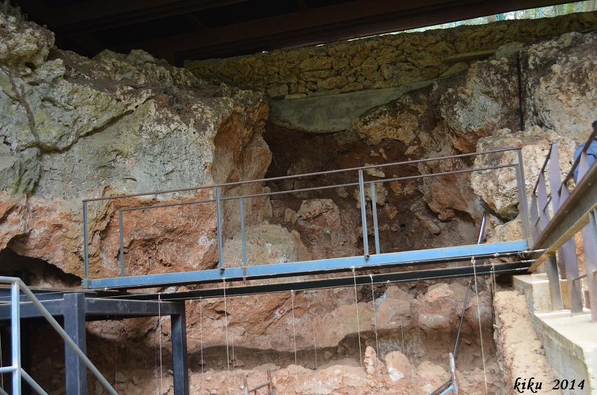 foto Cova de l'Arbreda