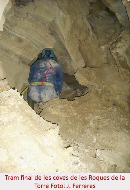 foto Cova de les Roques de la Torre