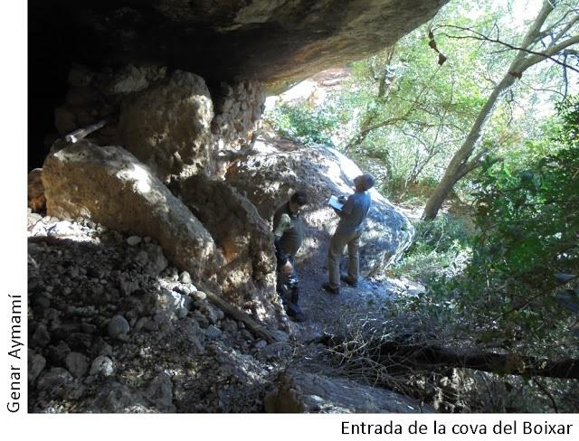 foto Cova del Boixar