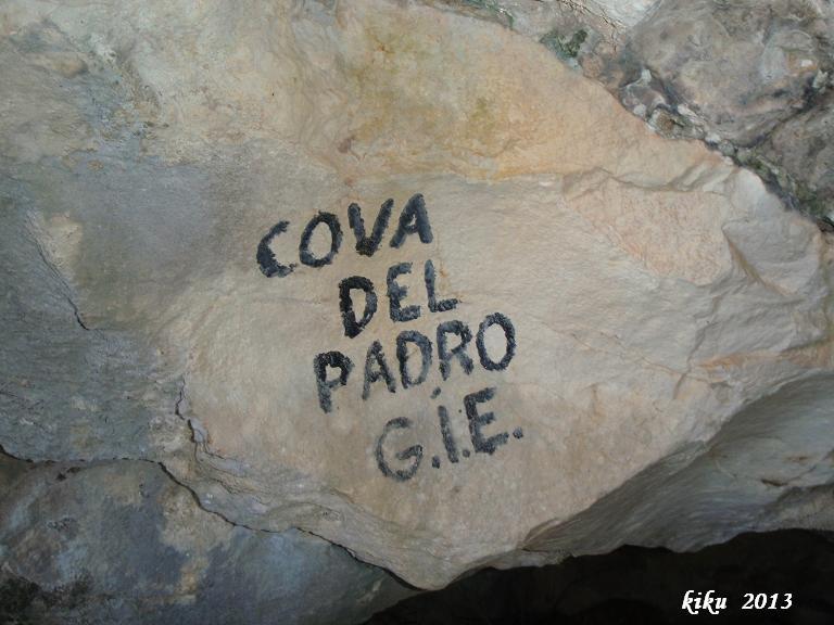 foto Cova-avenc del Padró