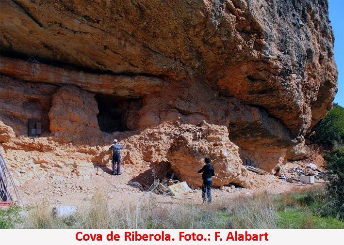 foto Cova de Riberola