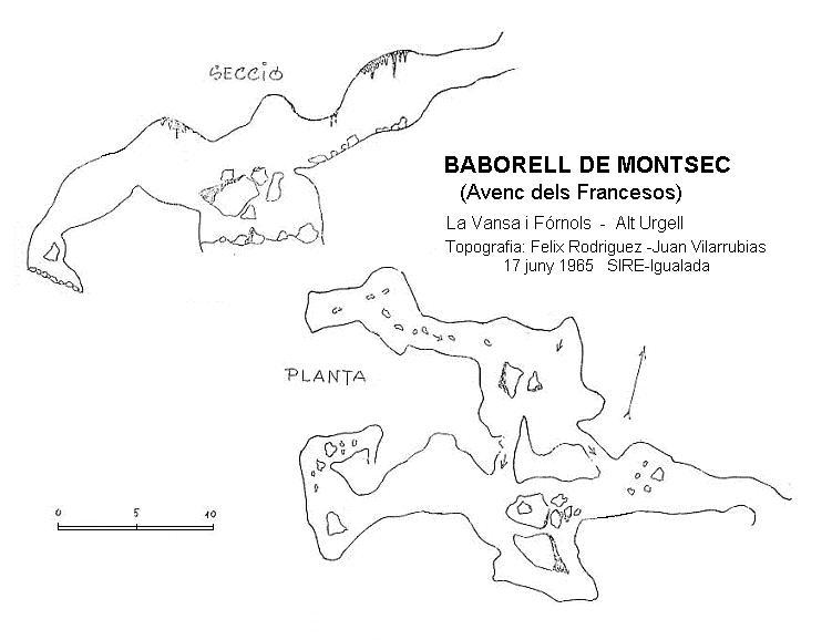 topo Baborell de Montsec