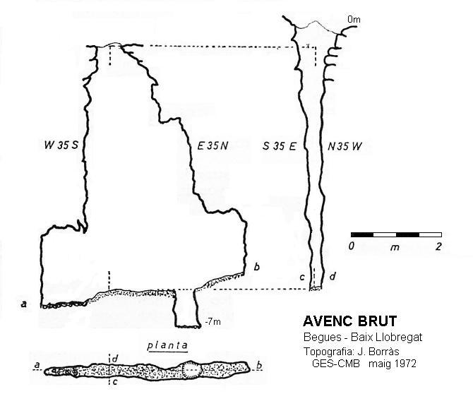 topo Avenc Brut