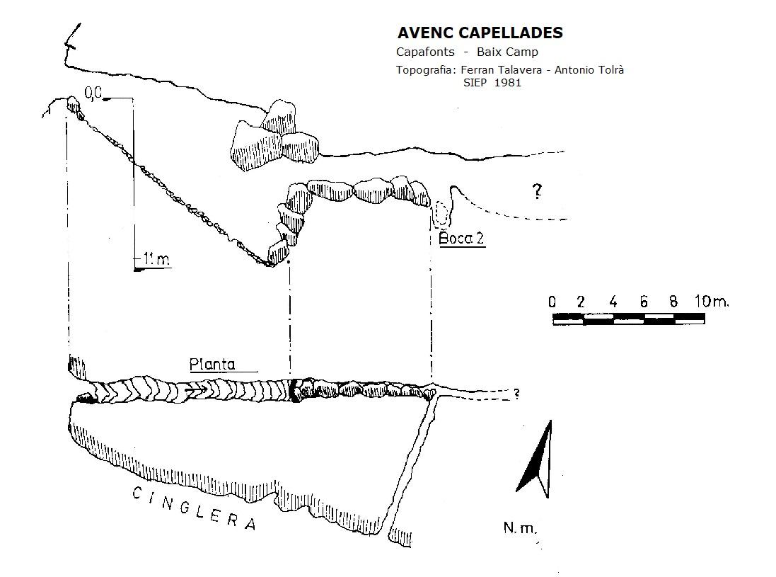 topo Avenc Capellades