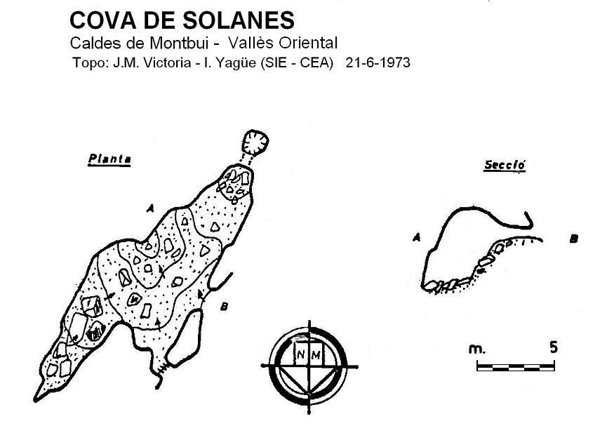 topo Cova de Solanes