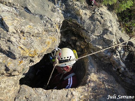 foto Avenc de la Roca Llisa