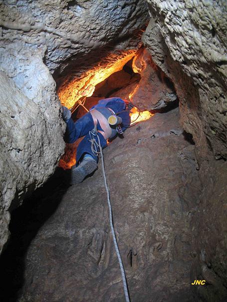 foto Cova d'Artús-forat del Vent