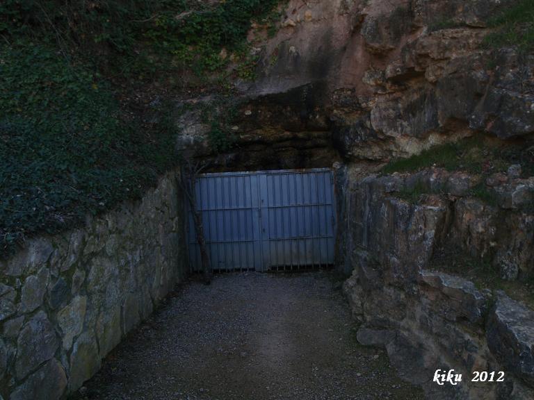 foto Cova dels Moros