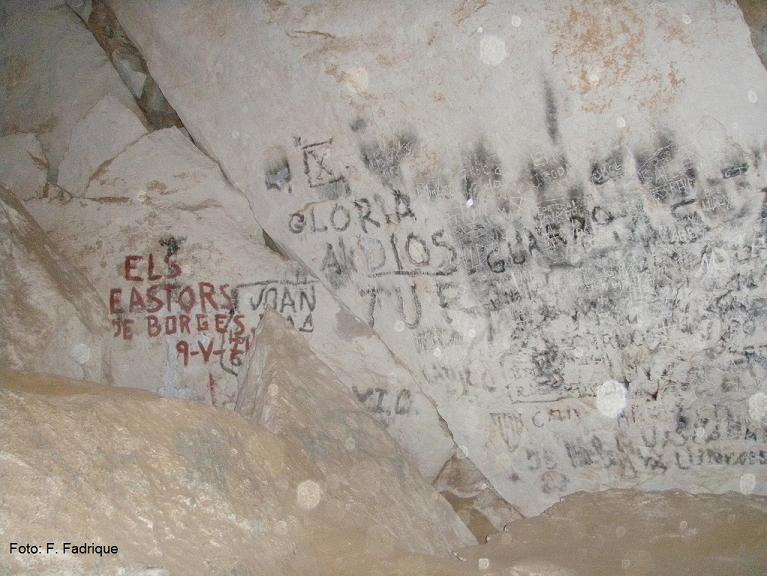foto Cova del Cartanyà