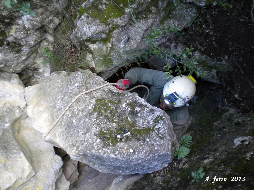 foto Cova del Bandoler