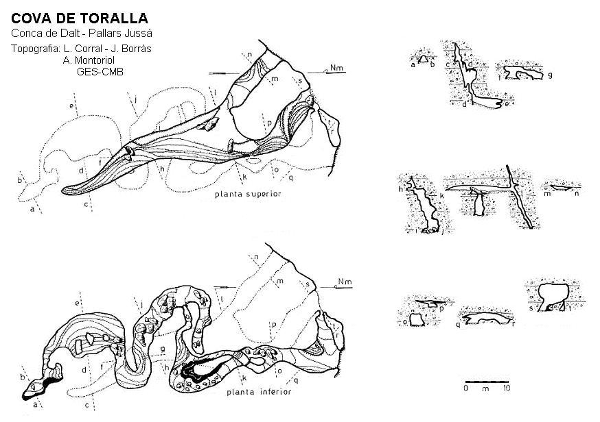 topo Cova de Toralla