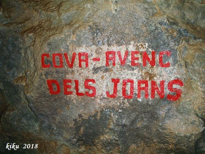 foto Avenc dels Joans