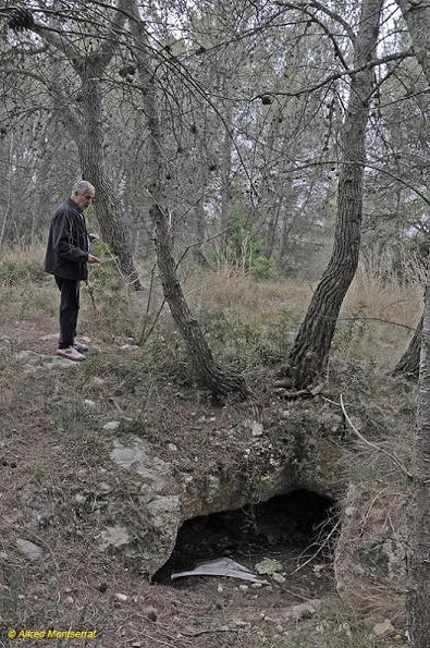 foto Cova de Santa Bàrbara