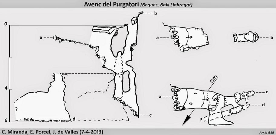 topo Avenc del Purgatori