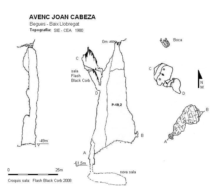 topo Avenc Joan Cabeza