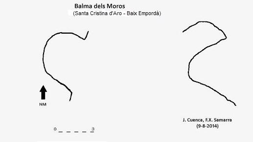 topo Balma dels Moros