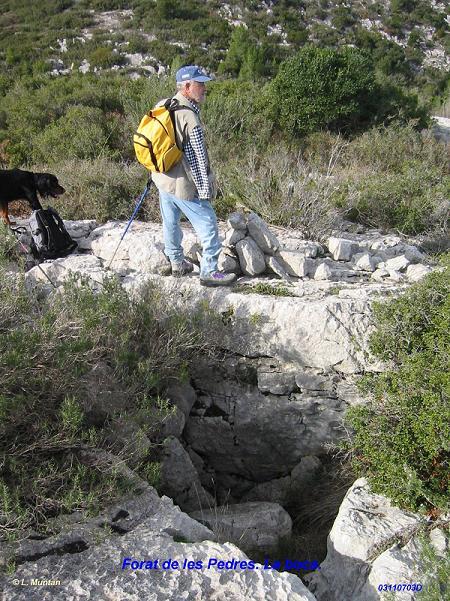 foto Forat de les Pedres