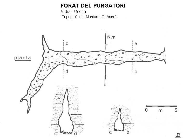 topo Forat del Purgatori