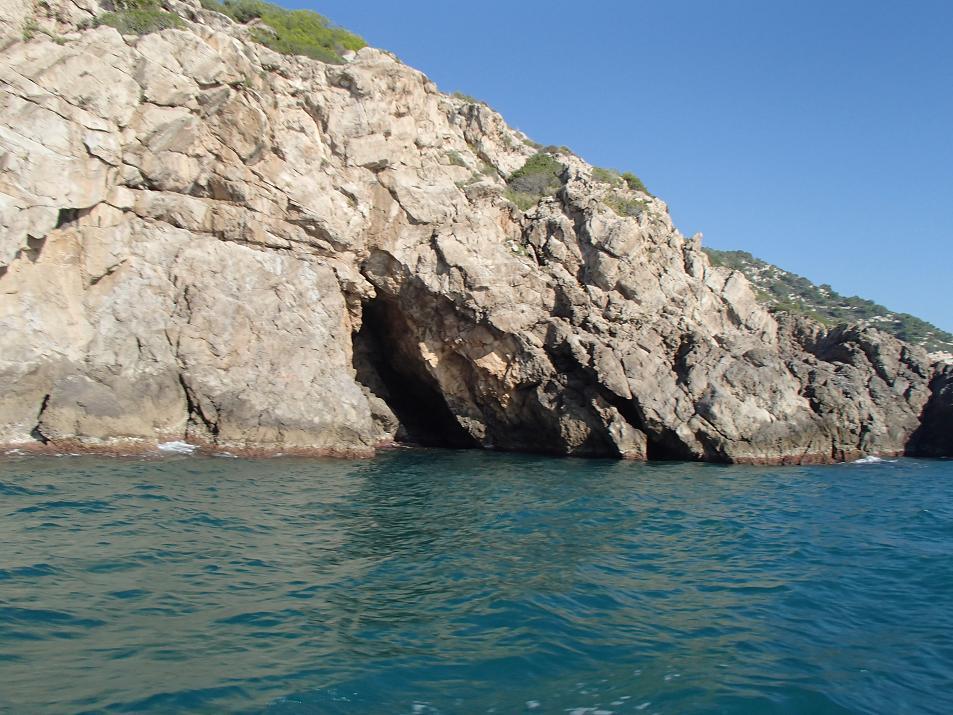 foto Cova de Punta Ferrosa