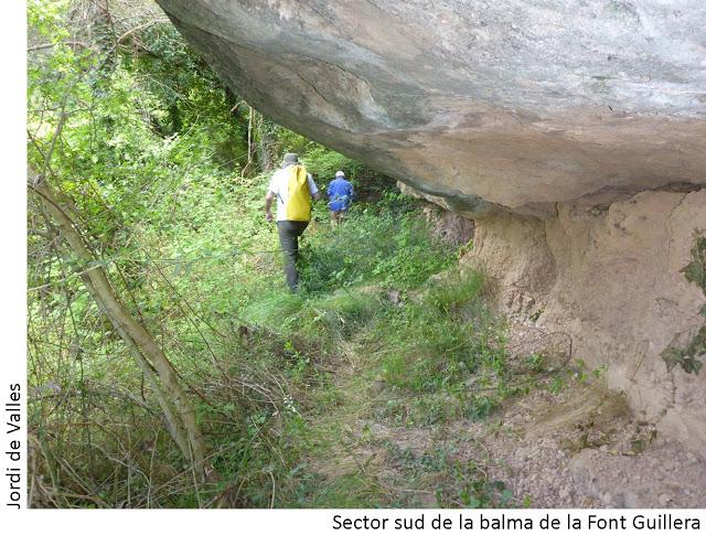 foto Balma de la Font Guillera
