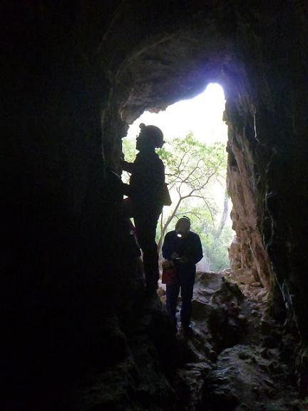 foto Cova de la Gorja del Gaià