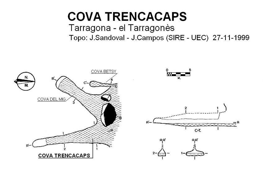topo Cova Trencacaps
