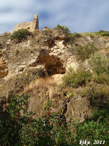 foto Cova B del Castell