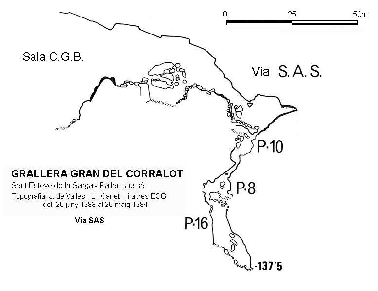 topo Grallera Gran del Corralot