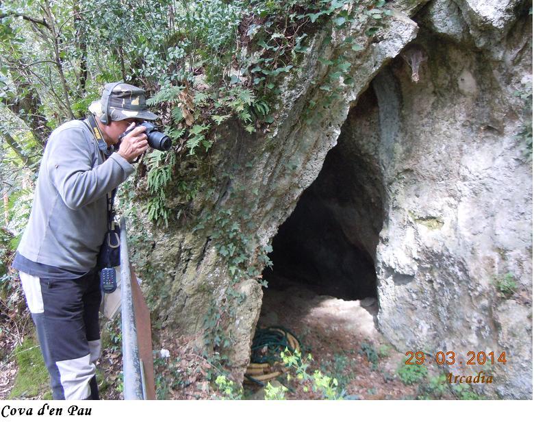 foto Cova d'en Pau