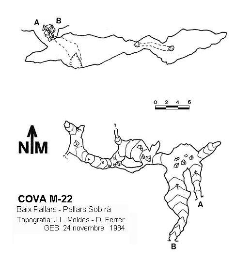 topo Cova M-22