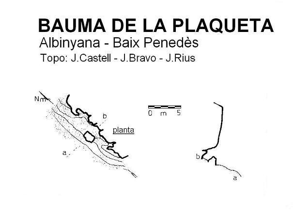 topo Bauma de la Plaqueta