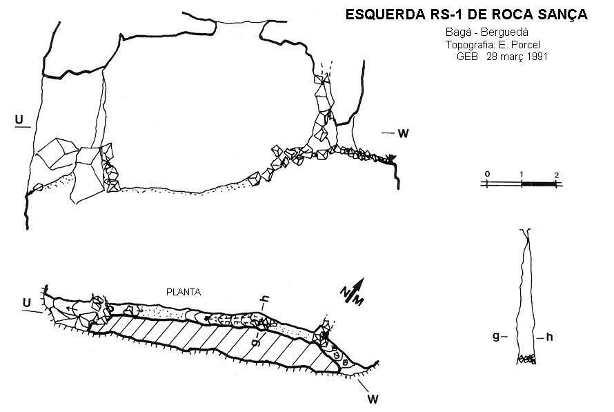 topo Esquerda Rs-1 de Roca Sança