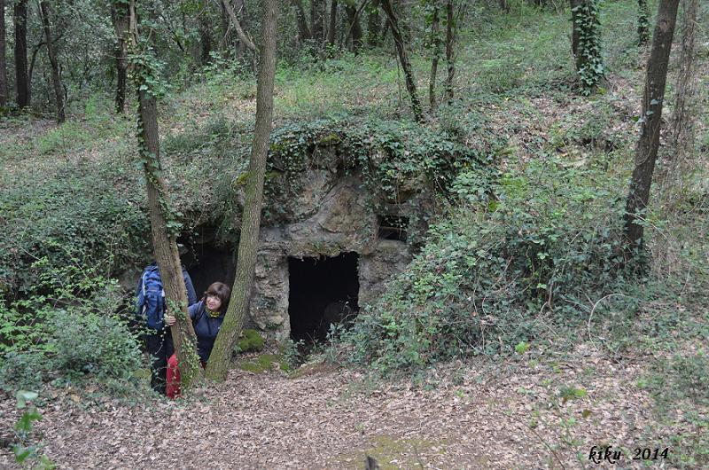 foto Cova de Mariver de Martís Nº2
