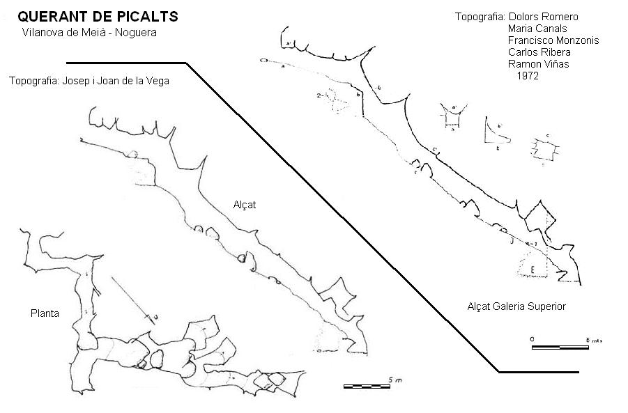 topo Querant de Picalts