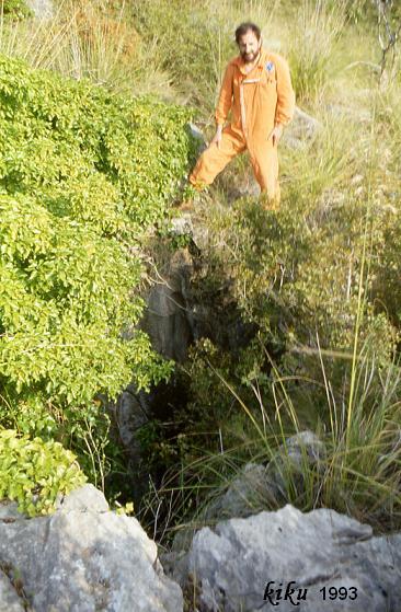 foto Forat del Barranc de les Mosses