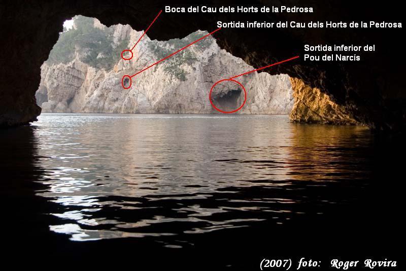 foto Cau dels Horts de la Pedrosa
