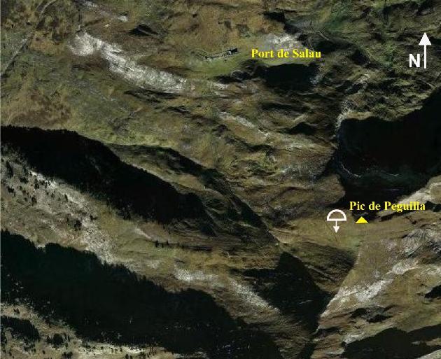 topo Forat d'Alós