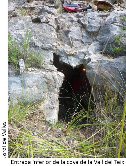 foto Cova de la Vall del Teix
