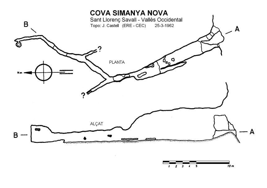 topo Cova Simanya Nova